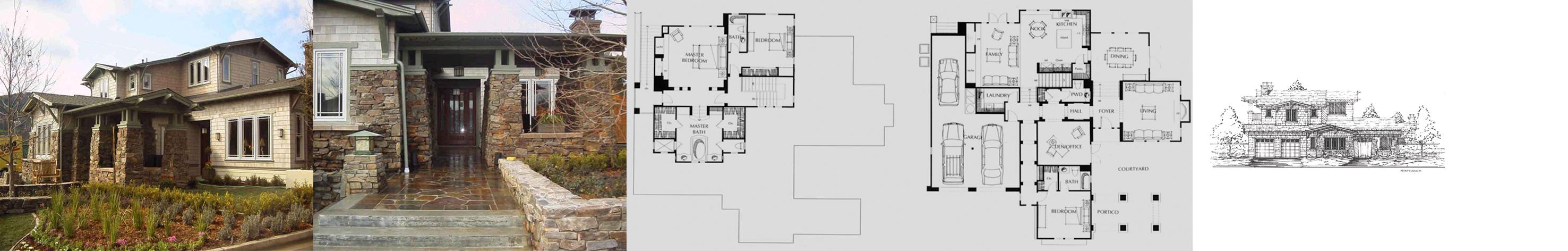 41 semi-custom homes